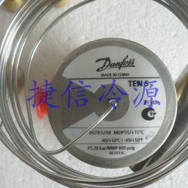 TEN5(067B3298)专业销售全新正品丹佛斯热力膨胀阀/感温包TEX55