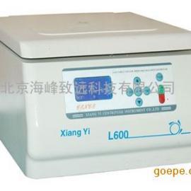 湖南湘仪台式低速自动平衡离心机L-600