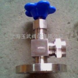 JX29W针型阀,JX49W针型阀,JX49W液位计针型阀