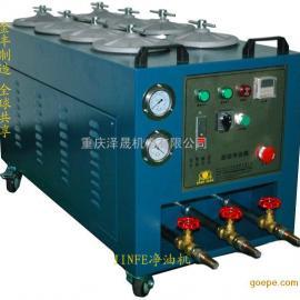 工程机械液压油清洗过滤机