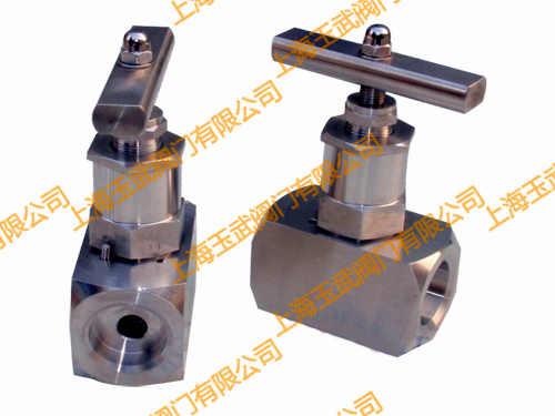 焊接式针型阀图片