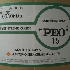 SCR脱硝催化剂生产用多高分子结构和粘度哪个品牌大型的PEO聚电解乙
