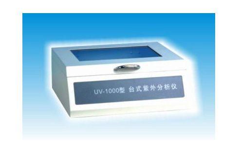 台式紫外分析仪产品说明