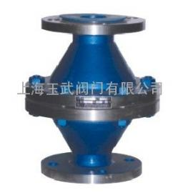 管道阻火器  GZW-1阻爆燃型管道阻火器
