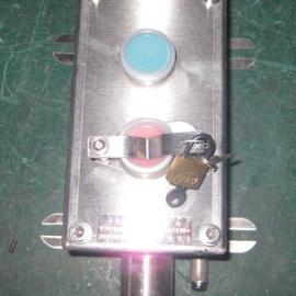 304不锈钢防水防尘防腐控制按钮 可带锁片