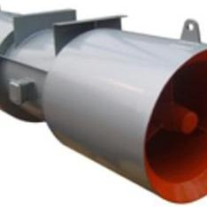 低噪音隧道风机