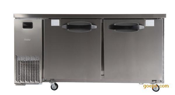 两门台式商用厨房冰箱 sp-363c2w图片