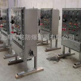 BXK防爆控制箱(不锈钢材质)