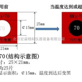 60度母线测温片