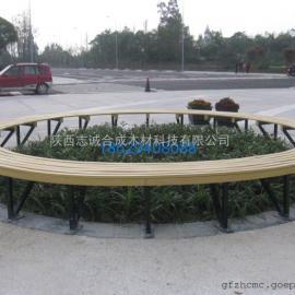 新疆塑木,新疆塑木花箱廊架生产厂家