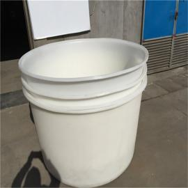 厂家直销食品级600L耐摔塑料桶 PE圆桶