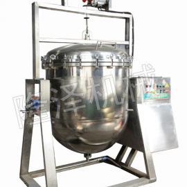旋转式蒸煮锅/高温蒸煮消毒锅
