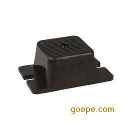 厂家直销  东莞铭邦减震器-橡胶垫 MY-JN橡胶式避震器