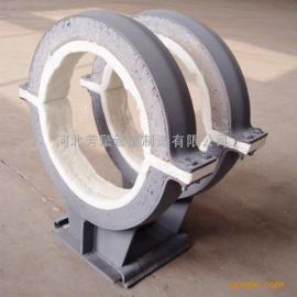 T型管托(加筋焊接型)