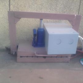 中埋式橡胶止水带接头机(热硫化器)