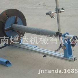 300公斤气动顶进式焊接变位机焊接翻转台焊接转盘