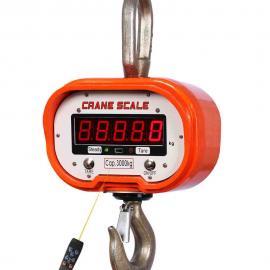 常熟钢材专用5吨吊秤/10T电子吊磅