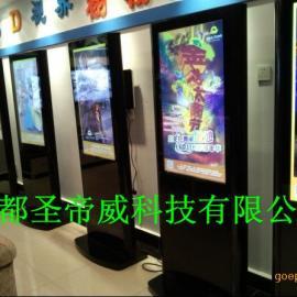 四川成都 40寸落地立式广告机出租赁