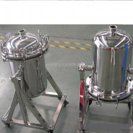 唐维5芯10英寸不锈钢钛棒过滤器脱碳过滤器