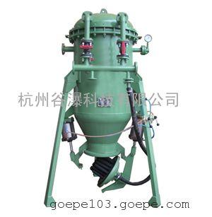 旋转式钢制滗水器