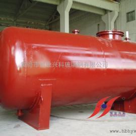 聊城钢衬塑运输罐请选河北黄骅恒业兴科生产厂家定做