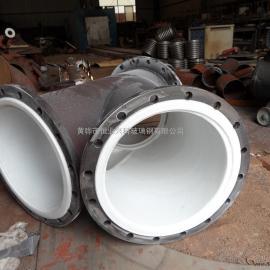 唐山钢衬塑各种型号管件请找河北黄骅恒业兴科定做