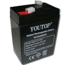 吊钩秤充电蓄电池/电子秤电池