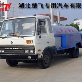 下水道高压清洗车-3到4吨高压清洗车-金霸高压清洗车