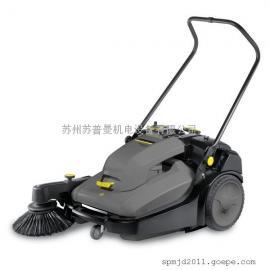 张家港环保型清扫车厂家报价,进口手推式凯驰清扫车品牌