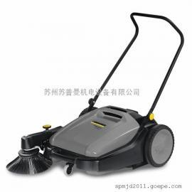 杭州无动力清扫车 手推式清扫车厂家 无尘进口凯驰扫地机