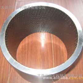 FZF08高强度钢基铜塑预润滑轴承