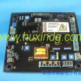 E000-23412广东柴油发电机AVR调压板