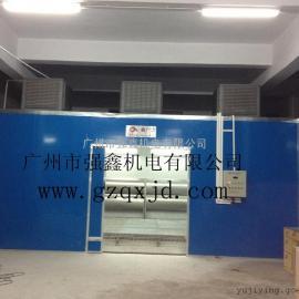 水帘式家具喷漆房,喷漆房原理,水帘柜喷漆房厂家