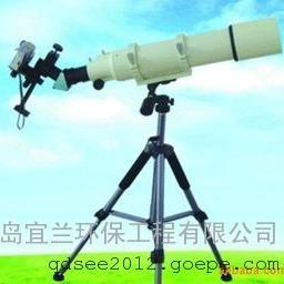 林格曼黑度计/林格曼测烟望远镜/烟气黑度照相测定仪