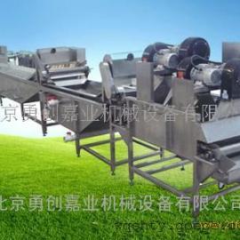 清洗风干流水线,清洗风干,果蔬清洗,清洗机(中国 北京)