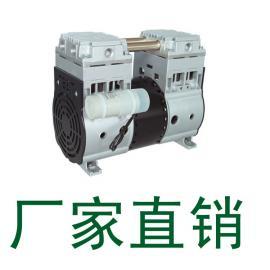 无油真空泵用于全自动茶叶包装机