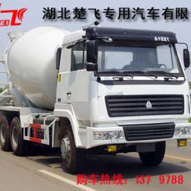 8立方商混车-8吨商砼车-砼运输车