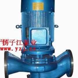 管道泵:ISG型立式管道泵|立式单级离心泵|立式单级循环空调管道泵