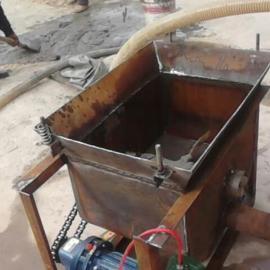 二次构造柱现浇设备 小型混凝土输送泵