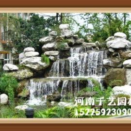 假山 假树 假树大门 园林假山 假山盆景 假山制作 喷泉