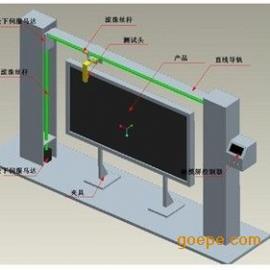 触摸式电子白板点击划线试验机
