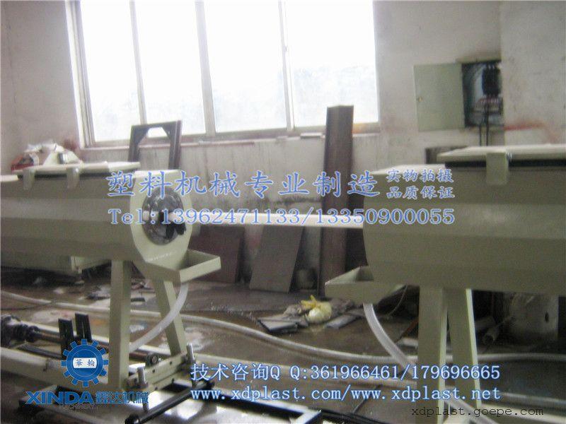 PE管材生产线价格 PE管材生产线厂家配置