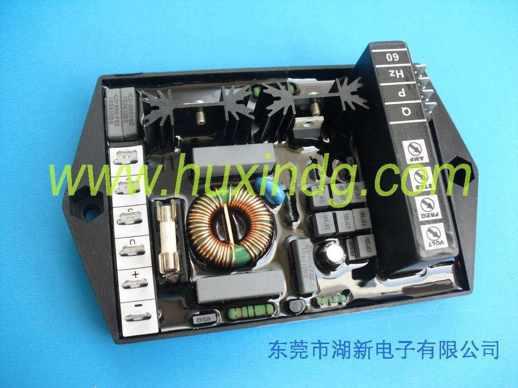 M16FA655A马拉利发电机AVR调压板