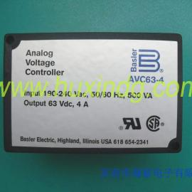 AVC63-4巴斯勒发电机AVR电压调节器