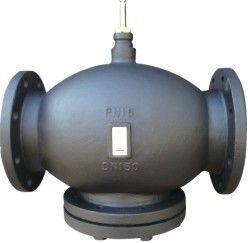 西门子电动温控阀DN300