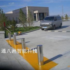 武汉升降柱案例,全自动升降柱 遥控路障,厂家直销