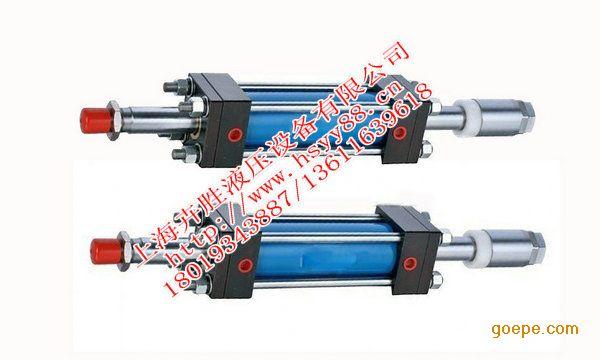 上海液压油缸型号-拉杆液压油缸图片