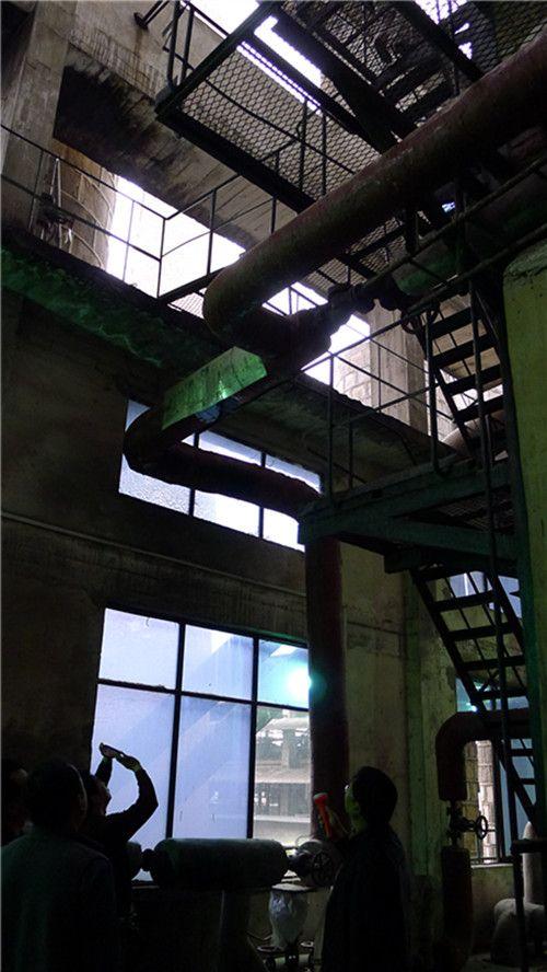 25吨蔗渣锅炉在线阻垢除垢免清洗