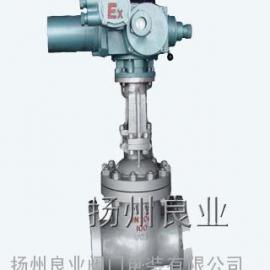 隔爆型电动闸阀ZB941H-16C,DN50