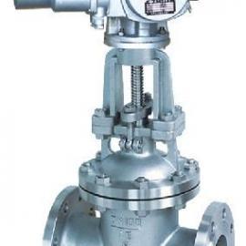 电动铸钢闸阀Z941H16C DN50